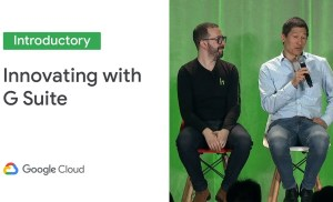 How Start-ups Innovate with G Suite (Cloud Next '19)