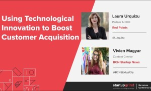 Startup Grind BCN Tech Conference 2019, Laura Urquizu (RedPoints)