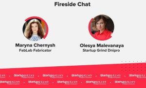 Startup Grind Dnipro #14 with Maryna Chernysh