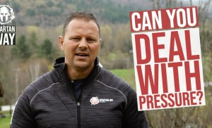 Can You Deal With Pressure? / SPARTAN WAY 041