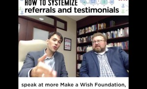 How to systemize referrals and testimonials
