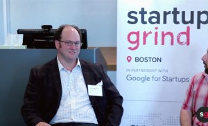 StartupGrind Boston Fireside chat with David Friedman (CEO of Knox Financial)