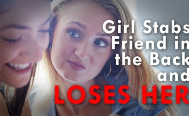Girl Stabs Friend In The Back & Loses Her | by Jay Shetty