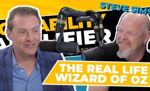 The Real-Life Wizard Of Oz: Steve Sims