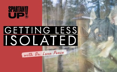 Mini: Getting Less Isolated with Dr. Lara Pence