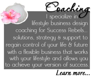 Awaken Dreams Success Coaching - I specialize in lifestyle business design coaching for Success Rebels... solutions, strategy and support to regain control of your life and future with a flexible business that works with your lifestyle and allows you to achieve your version of success. Learn more...