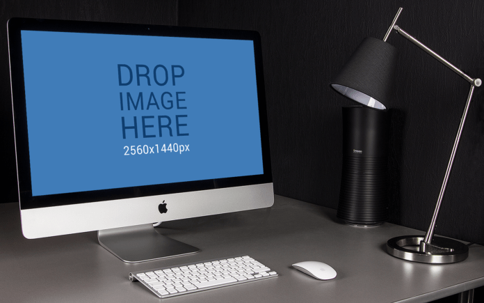 Imac Mockups 26 Psd Files Free Download