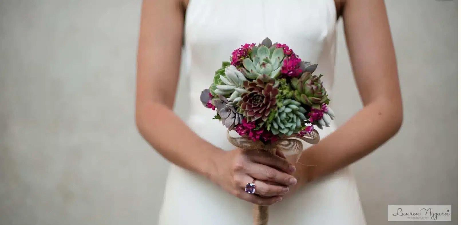 Succulent Bouquet Gallery