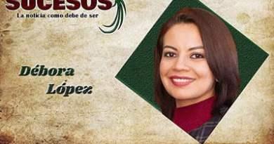 Arte de columnista de Sucesos guatemala Débora Lopez, Comunicíloga, para su columna del día de la mamá