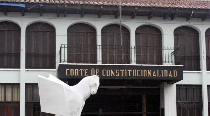 edificio sede de la corte de constitucionalidad de Guatemala