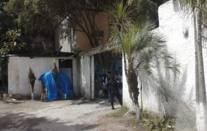 dos adolescentes rescatadas en un auto hotel de la prostitución