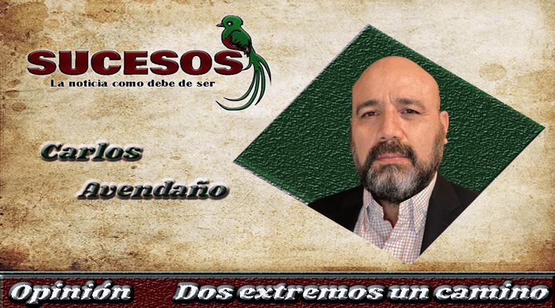 Carlos Avendaño Columnista del medio de comunicación Sucesos Guatemala