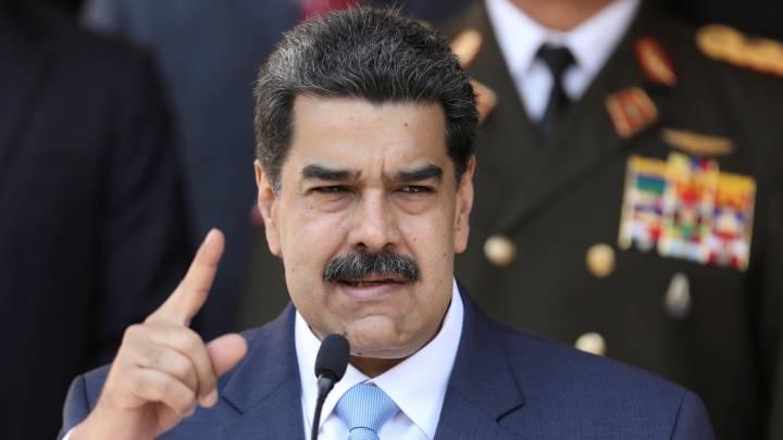 Nicoláz Maduro presidente de Venezuela,