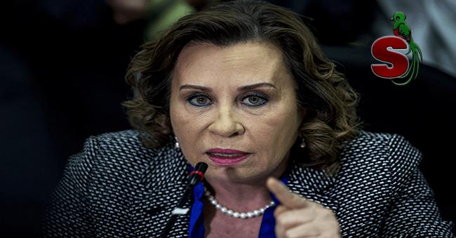 Ex candidata presidencial Sandra torres acusada de financiamiento electoral ilicito