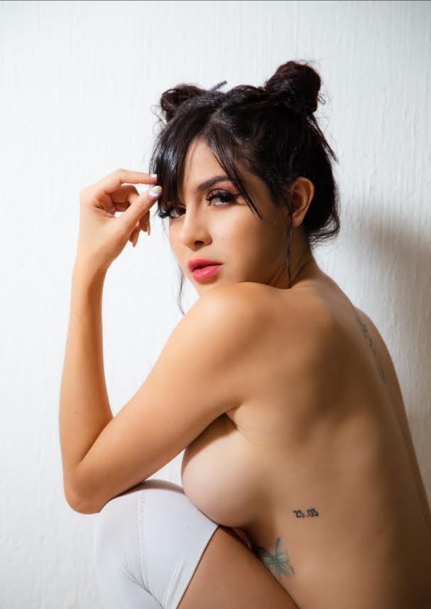 Dayane Rivas modelo hermosa de Guatemala pero con un coeficiente intelectual por debajo de la media