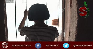 Niña secuestrada, torturada y violada durante 3 días en Escuintla