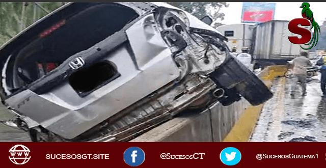 Accidente de tránsito en Villalobos