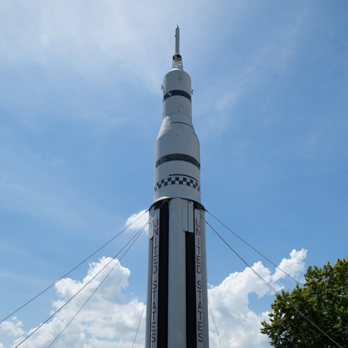 A visit to the U.S. Space and Rocket Center in Huntsville ...