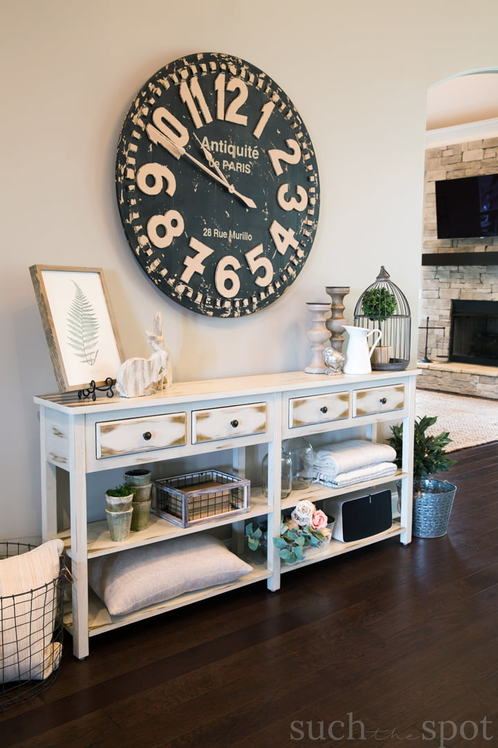 Console Table For Spring 5240 Such The Spot