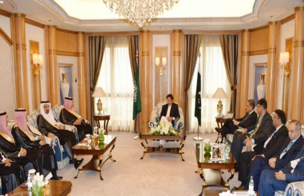 Saudi Arabia agrees to give Pakistan $3bn as balance of payment support