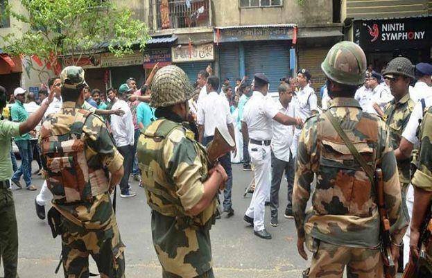 Three killed in Trinamool-BJP clash in Bengal, India