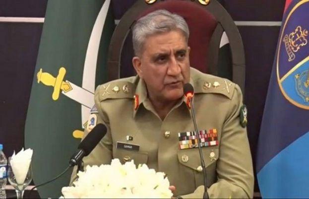 COAS Qamar Javed Bajwa