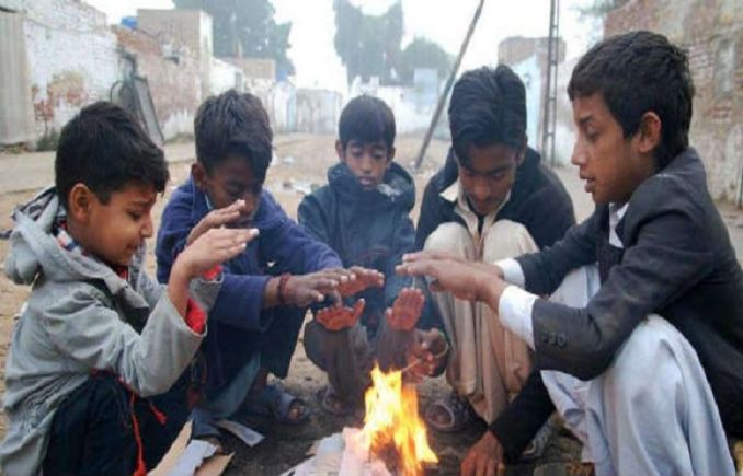 Karachi rings in New Year with record breaking cold – SUCH TV