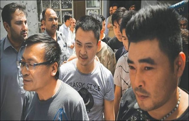 Chinese nationals' remand extended for 14 days in bride trafficking case