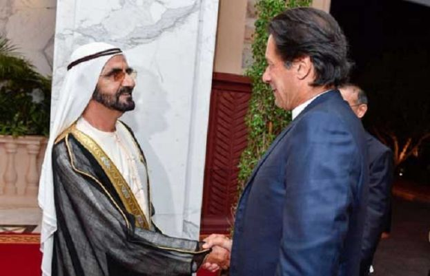Prime Minister Imran to visit Dubai on Sunday