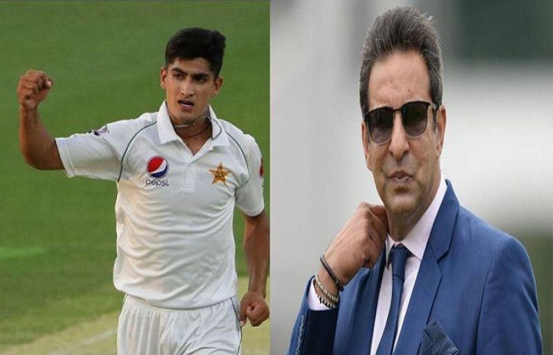 Photo of Wasim Akram chooses Naseem Shah as his dream pair – SUCH TV
