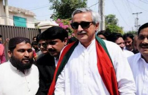 Provincial ministers,party leaders meet Jahangir Tareen After Reshuffling