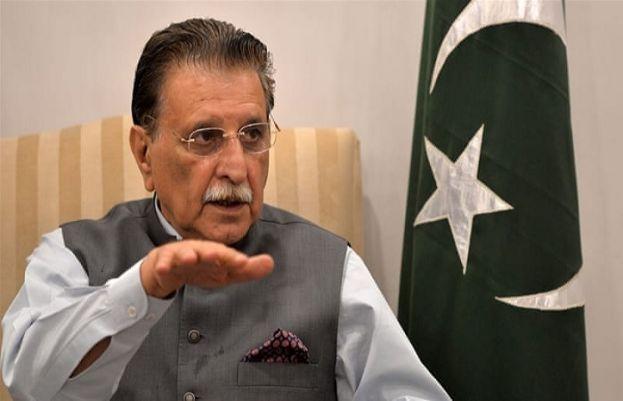 Prime Minister Azad Jammu and Kashmir (AJK) Raja Farooq Haider