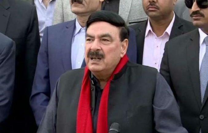 PPP, PML-N violating charter of democracy: Rashid – SUCH TV