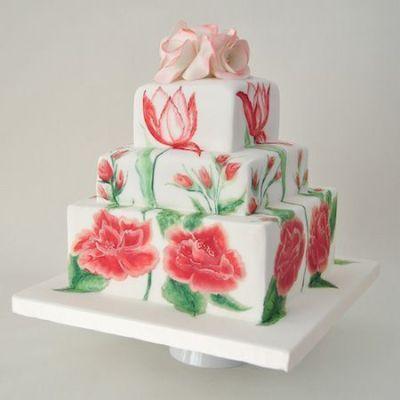 curso tartas pintadas online