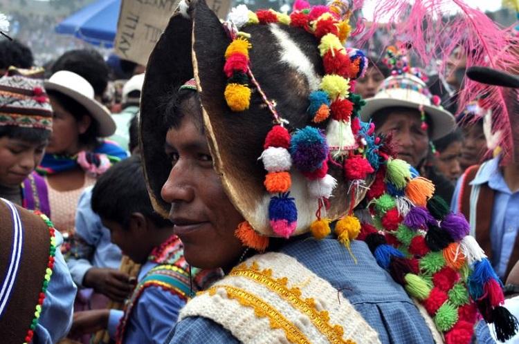 Pujllay festival tarabuco sucre bolivia 4