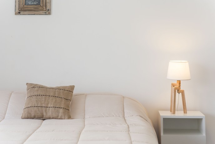 Apartamento Alquiler temporario cama