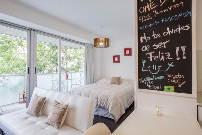 Apartamento Amoblado deluxe desaryunador pizarra