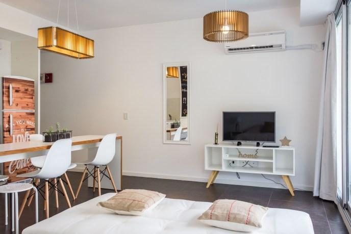 Apartamento Amoblado deluxe smart tv