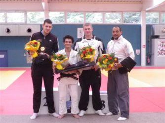 Adrien Raymond au tournoi de Besançon
