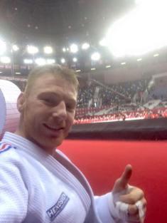 Axel Clerget au Baku Grand Slam 2016