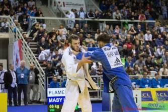 Championnat de France 1D 2016 : Louis Masy