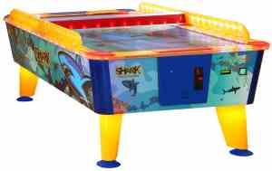 Air Hockey Shark