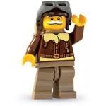le blouson d'aviateur des pompiers du sdis 44