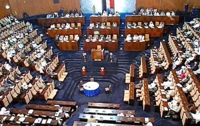 قرار وشيك بحل البرلمان