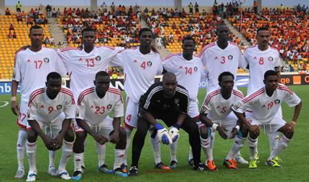 إستاد كريمة يستضيف لقاء السودان وزامبيا