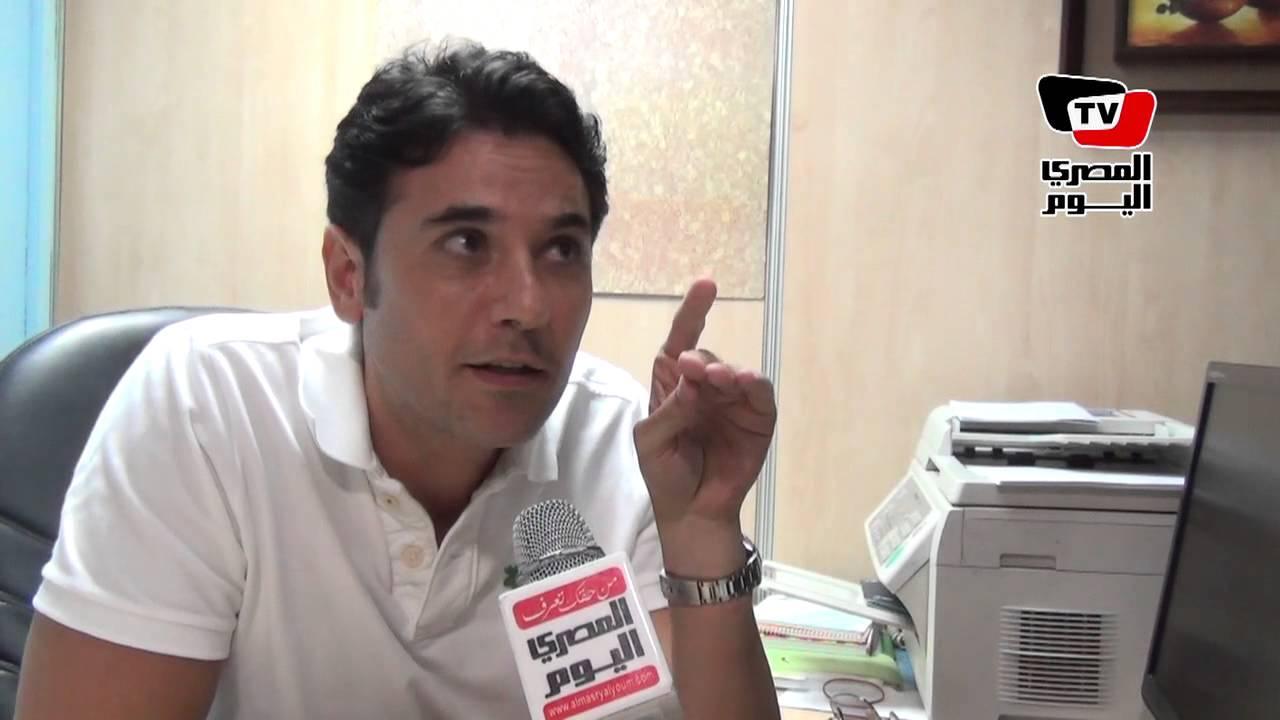 محامي الفنان أحمد عز: خلع زينة ضد القانون
