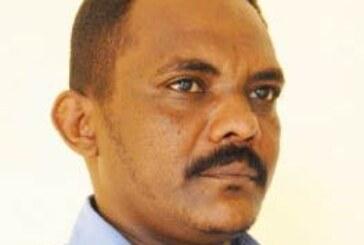 خالد حسن كسلا :  في (جوبا) لم يحن تدخل واشنطون