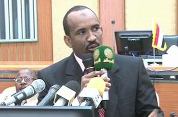 ياسر يوسف: إكمال العملية الانتخابية يوم من أيام السودان الخالدات