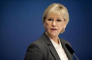 من جديد.. وزيرة خارجية السويد تكرر تجاوز الخطوط الحمراء ضد السعودية
