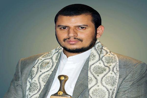 عبدالملك الحوثي في أول ظهور بعد العاصفة يتهم أميركا وإسرائيل وراء ما يحدث في اليمن